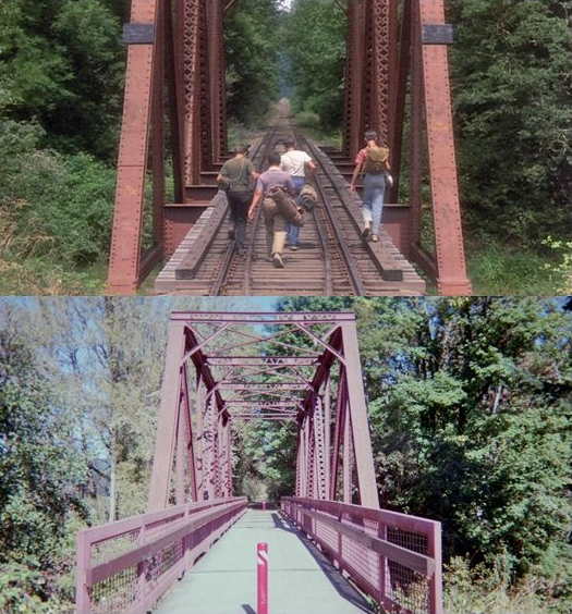 Dodge Near Me >> Then & Now Movie Locations: Stand By Me