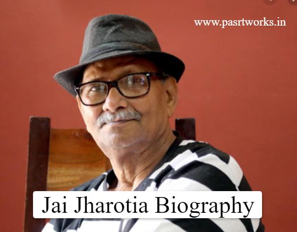 Jai Zharotia Biography, Life, Artworks