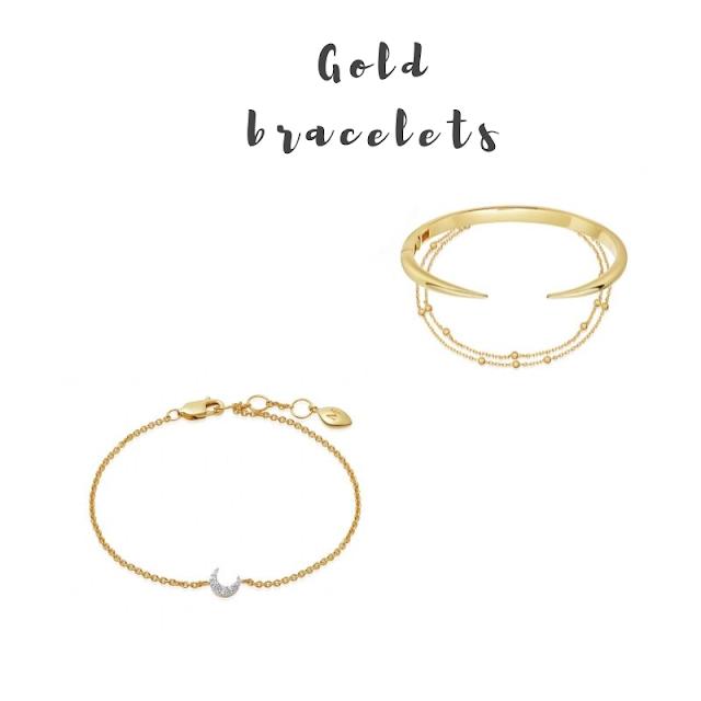 missoma gold bracelet