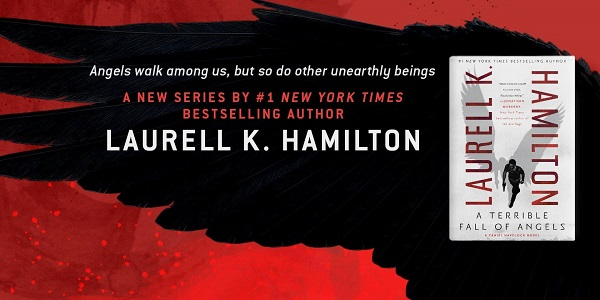 Angels walk among us, but so do other unearthly beings. A new series by #1 New York Times bestselling author, Laurell K. Hamilton.