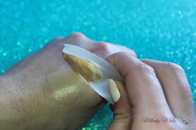 Aplicar base esponja silicona