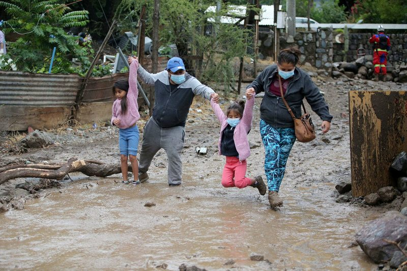 Decretan alerta en la Región Metropolitana por suministro de agua