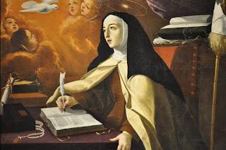 Teresa de Jesús, Poema,