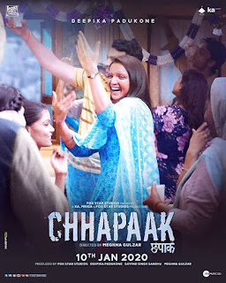Chhapaak First Look Poster 6