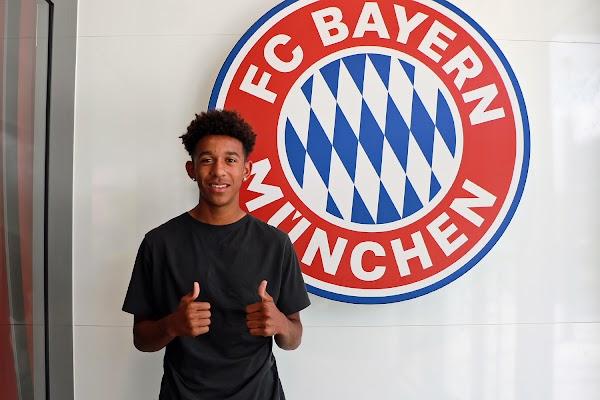 Oficial: El Bayern Múnich ficha a Omar Richards hasta 2025