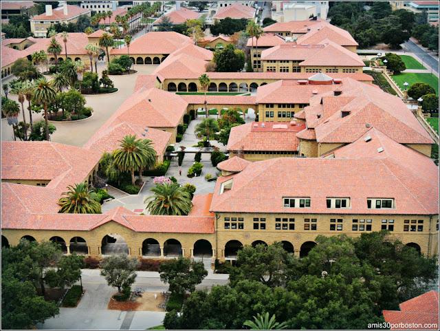 Main Quad, Universidad de Stanford