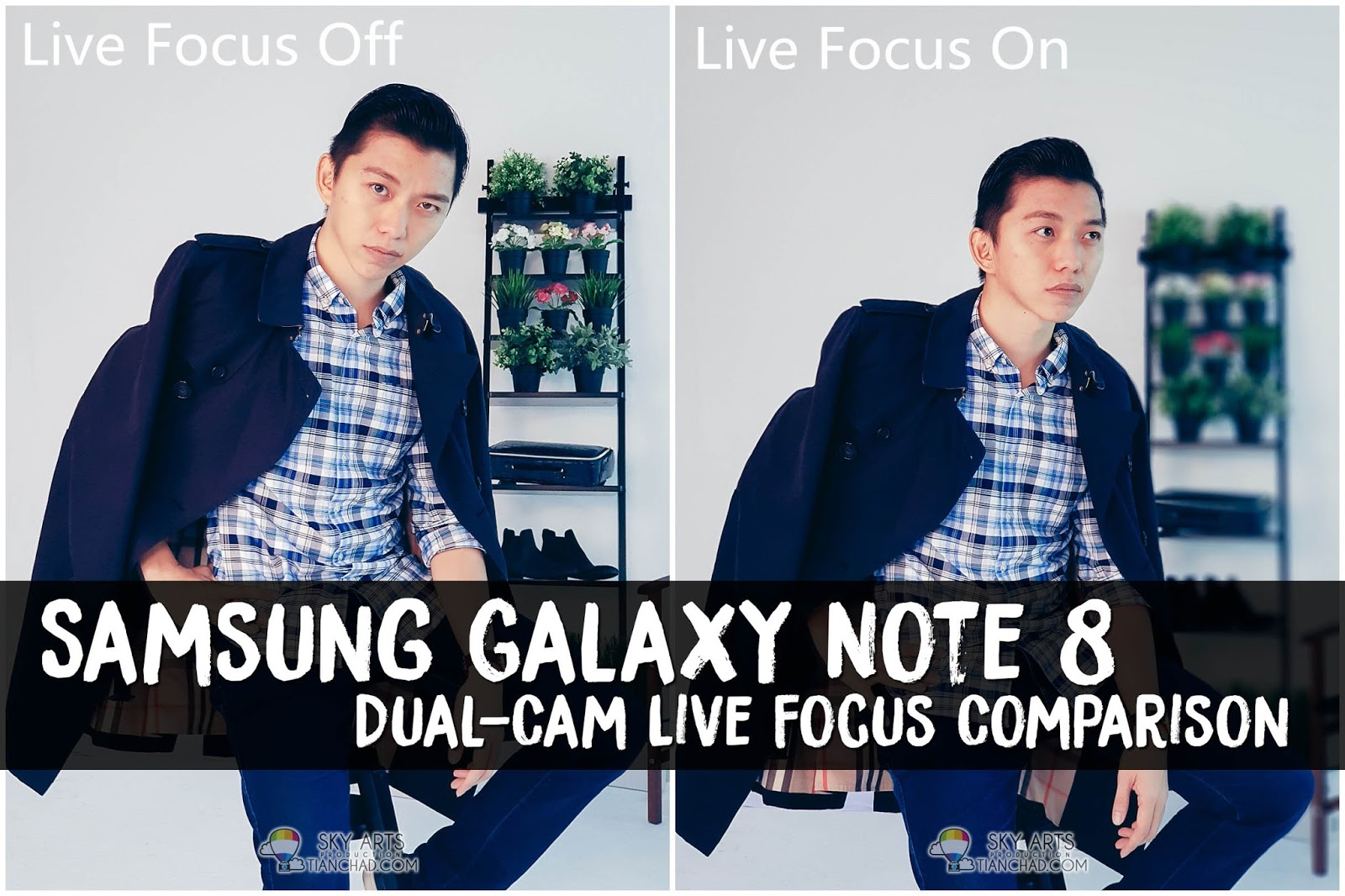 Review Samsung Galaxy Note8 Dual-Cam Live Focus in Studio Photoshoot 448a0dc311bee