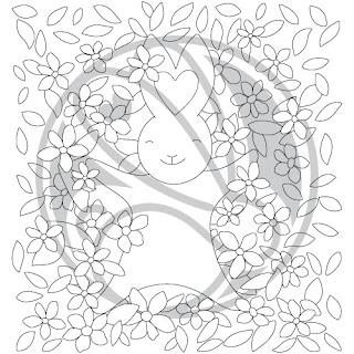 Bunny Bouquet 4x4