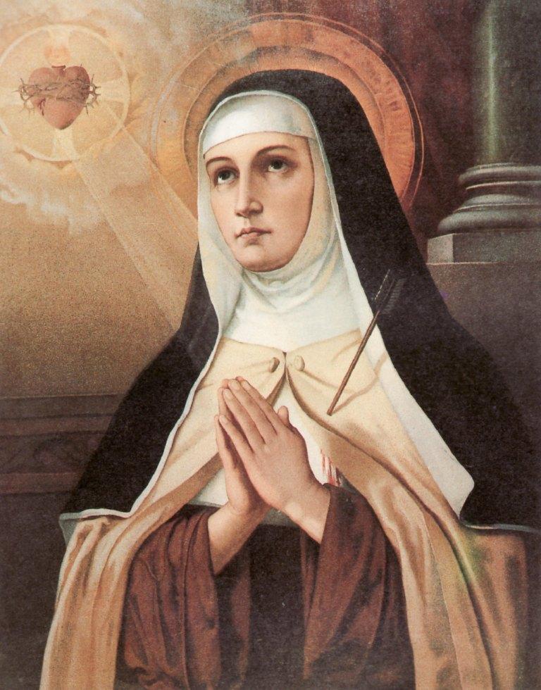 Faithful Resources for all Christian: St. Teresa of Avila ~ Doctor of the  Church (1515 ~ 1582