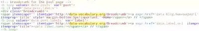 solve data-vocabulary.org schema deprecated