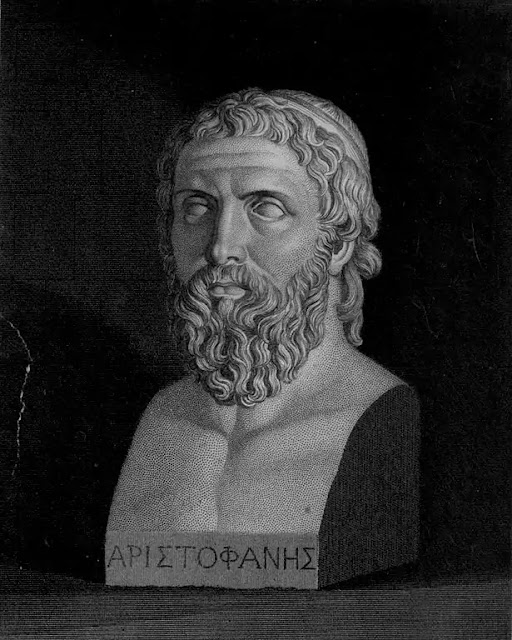 "Why Aristophanes is Called - ""The Father of Comedy"" ( Biography )"