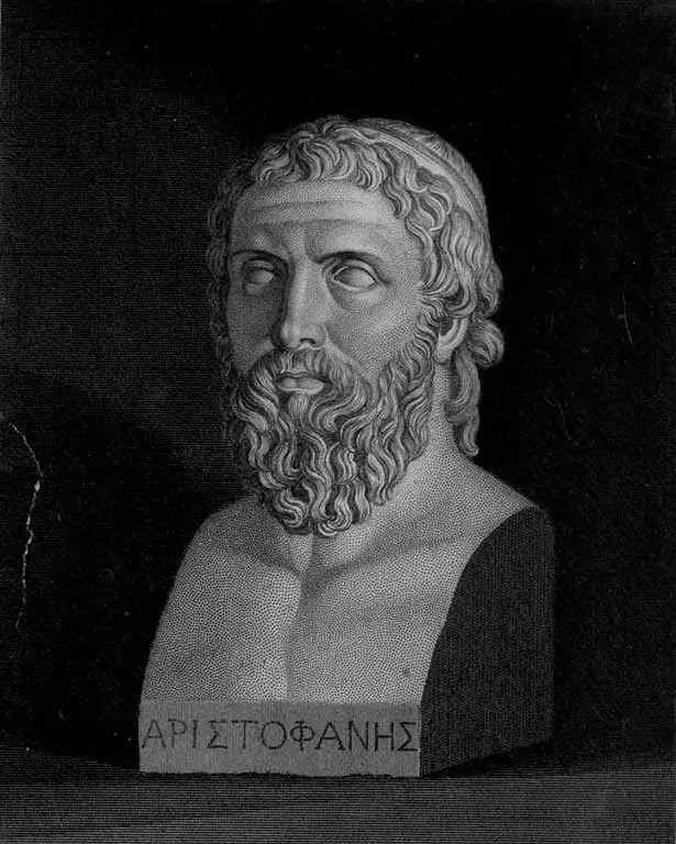 Why Aristophanes is Called - The Father of Comedy ( Biography )