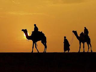 موضوع تعبير عن هجرة الرسول