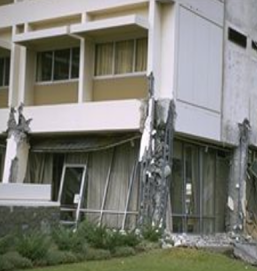 Structural retrofitting for failure during earthquake due to stiffness irregularity