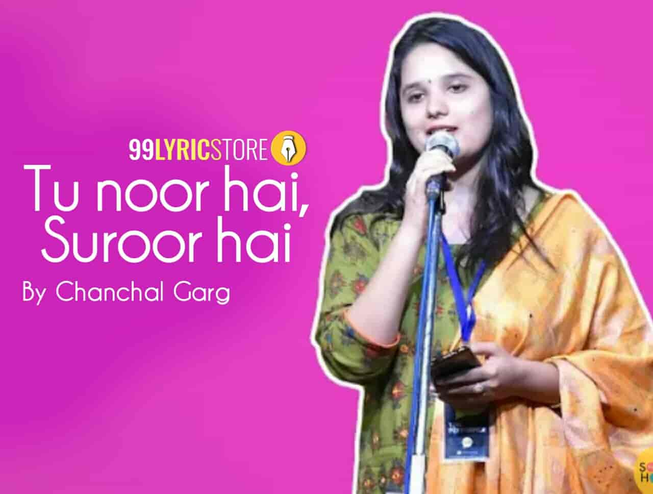 This beautiful Poetry 'Suroor Hai' has written and performed by Chanchal Garg on the stage of The Social House's Plateform.