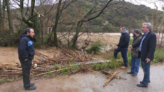 Κώστας Μπασδέκης : Ευθύνες του κρατικού μηχανισμού και της Περιφέρειας για τις ζημίες από τα καιρικά φαινόμενα …