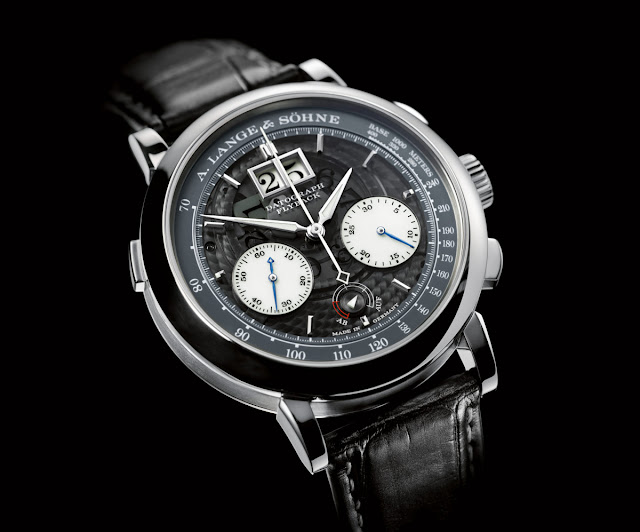 A. Lange & Söhne Datograph Up/Down Lumen © Time and Watches