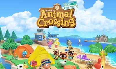 Cara Cheat Animal Crossing New Horizons Game Nintendo Switch