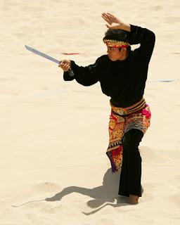 olahraga tradisional asli indonesia