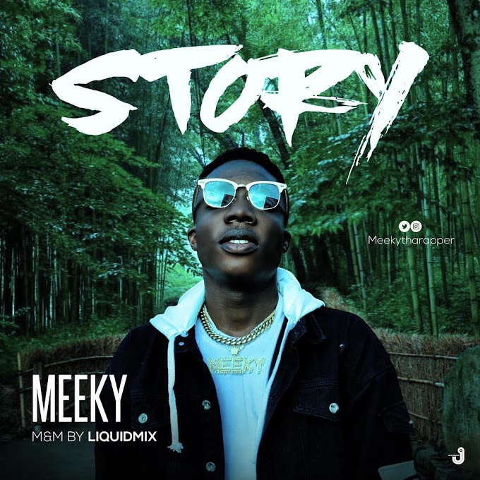 Meeky — Story (Prod by Liquidmix)