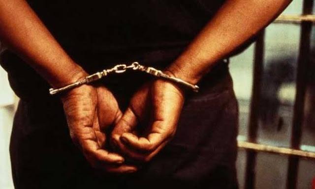 Είχε καταδικαστεί στο Ναύπλιο με 10 χρόνια φυλάκιση και συνελήφθη στην Καλαμπάκα