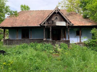 Casa din văioagă