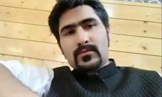 Terrorists shot dead BJP leader Wasim