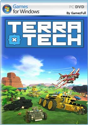 TerraTech Deluxe Edition PC [Full] Español [MEGA]