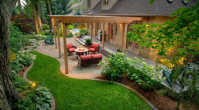 Backyard Renovation Ideas on a budget Pictures