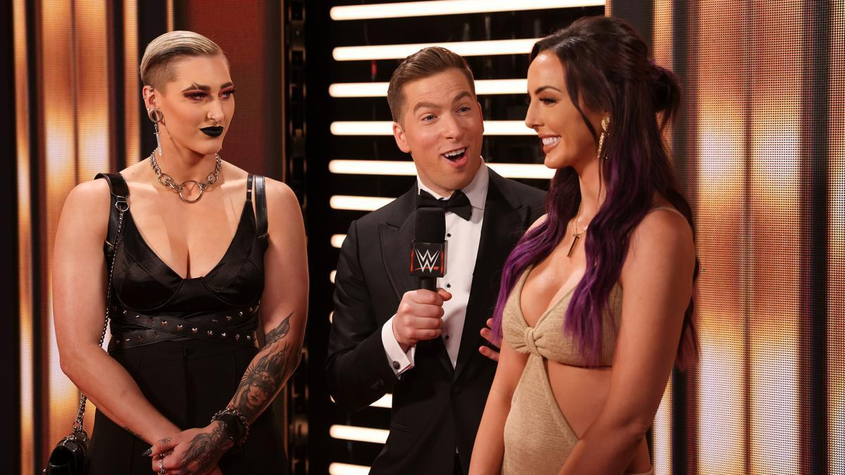 Rhea Ripley convenceu Peyton Royce a não se demitir da WWE