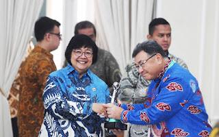 KLHK Berikan Penghargaan PROPER Kepada Cirebon Power