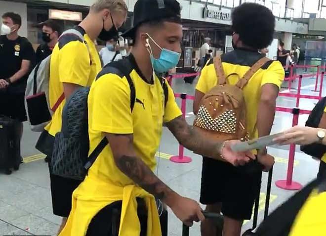 Tin mới nhất: MU chính thức không mua Sancho, sếp lớn Dortmund khẳng định