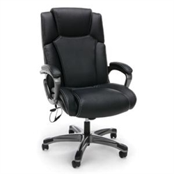 Heated Office Chair with Massage Feature