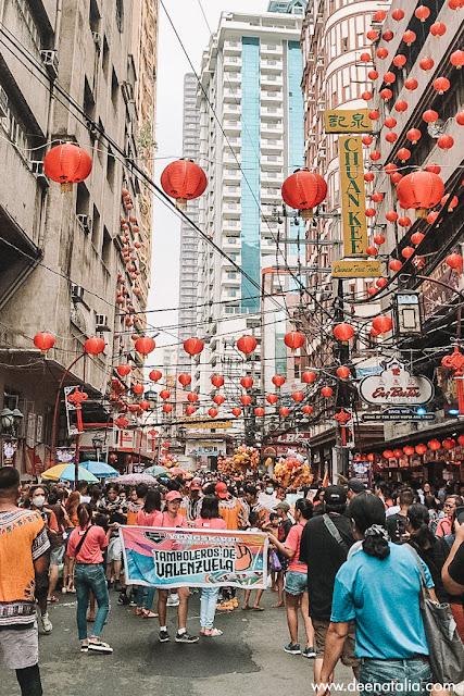 China town Manila