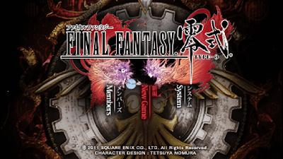 تحميل لعبة Final Fantasy Type-0 لأجهزة psp ومحاكي ppsspp