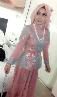 Model Hijab Kebaya
