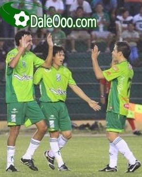 Club Oriente Petrolero - Saucedo, Joselito, Aguirre - Oriente Petrolero