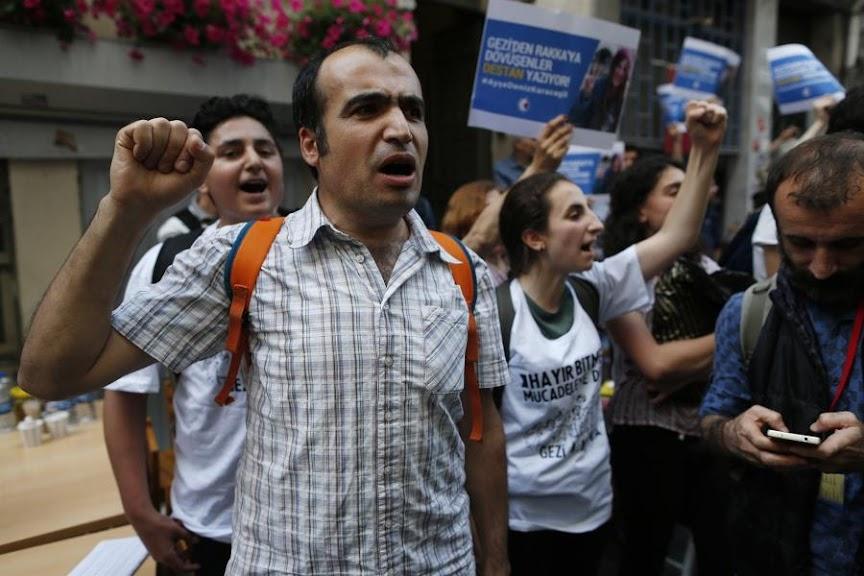 Τουρκία: Οι αρχές απαγόρευσαν τις διαδηλώσεις στο πάρκο Γκεζί