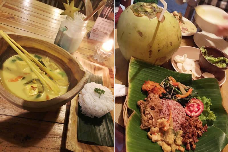 Vegetarian food in Indonesia