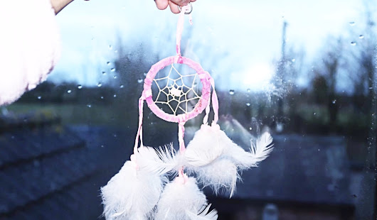 My little Dream Catcher...
