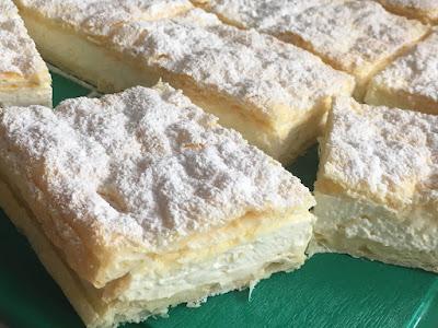 Ciastka z mascarpone na prosty deser