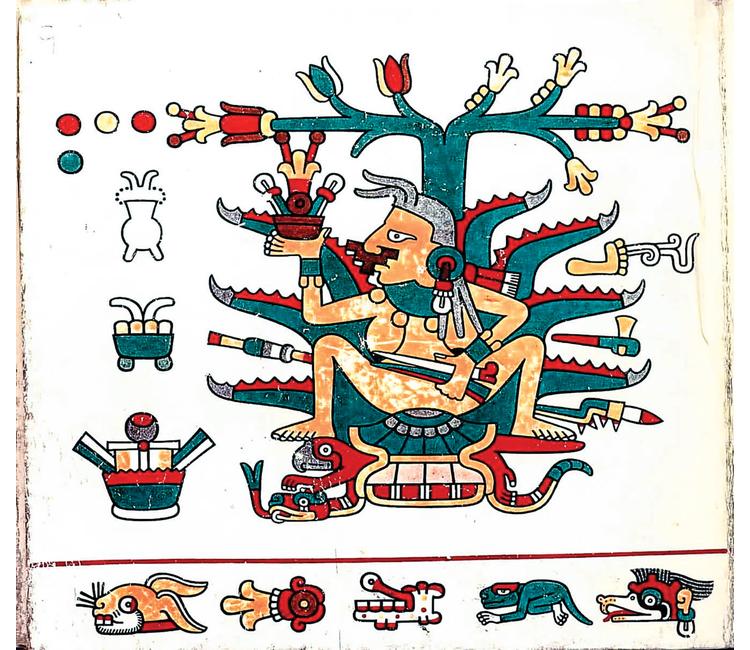 La leyenda del pulque en el México prehispánico