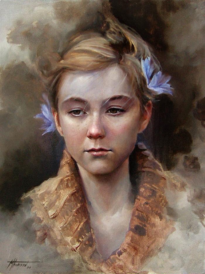 Британский художник. Thomas M. Thomson 11