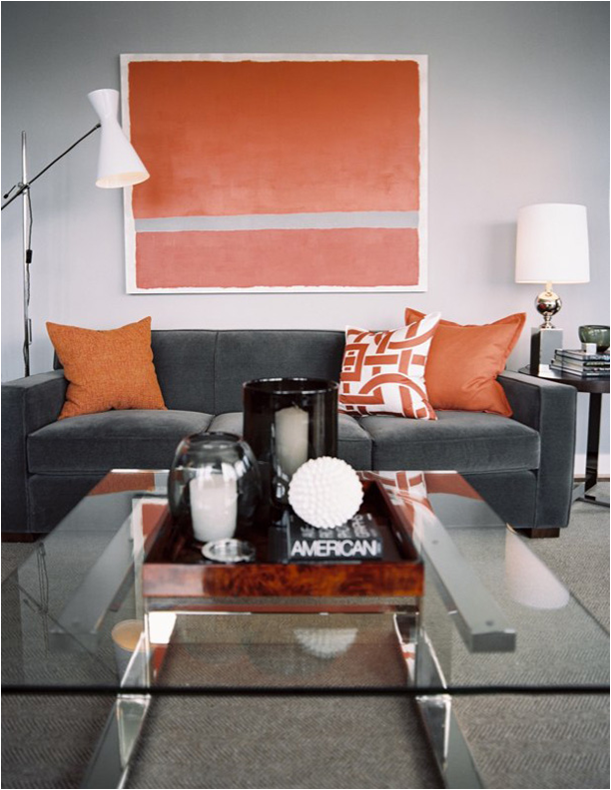 Masculine Living Rooms Home Interiors