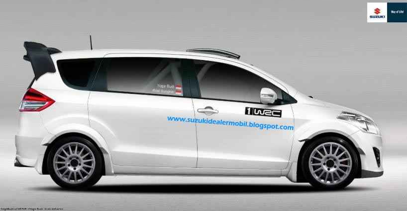 Gambar Modifikasi Ertiga Dealer Mobil Suzuki Semarang