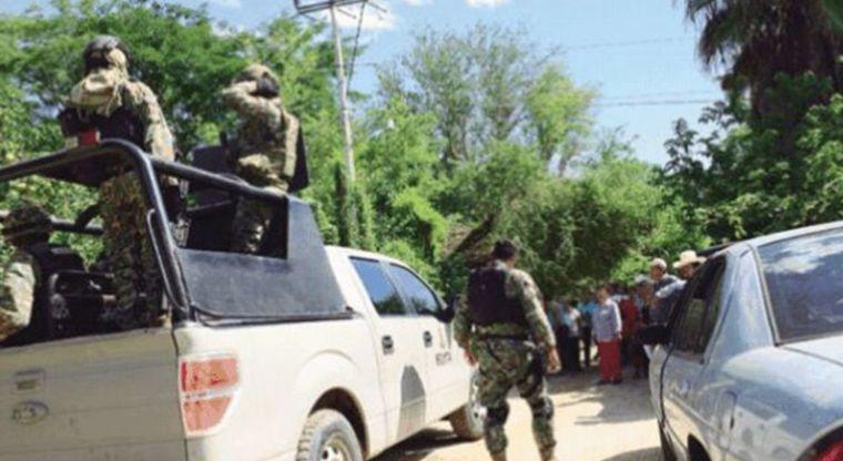 Confirman fuerte enfrentamiento en la sierra de Tamazula