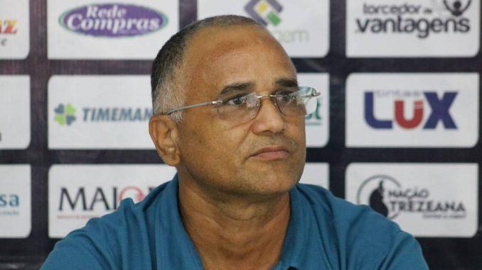 treinador deixa o Campinense por falta de pagamento