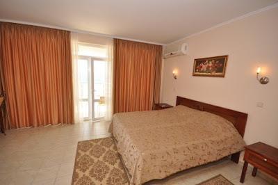 """Апартамент-студио с мини-кухней 2-комн. отеля """"da Vasko"""""""