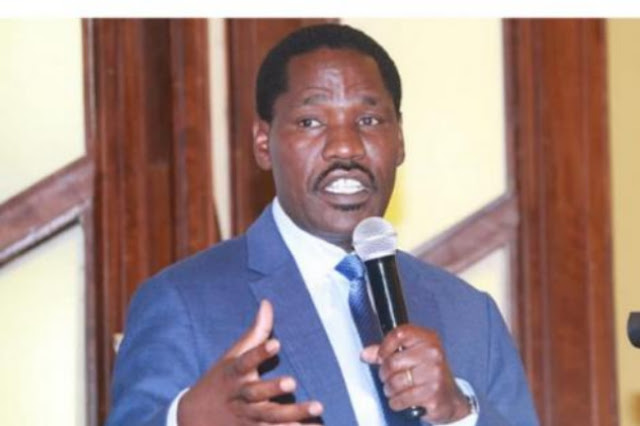 CS Agriculture Peter Munya