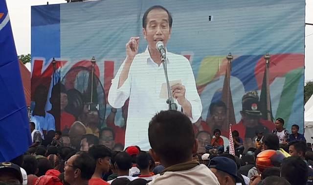 Bin: Ajakan Jokowi Berpakaian Putih Ke TPS Keblinger